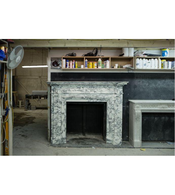 jamb bespoke fireplace