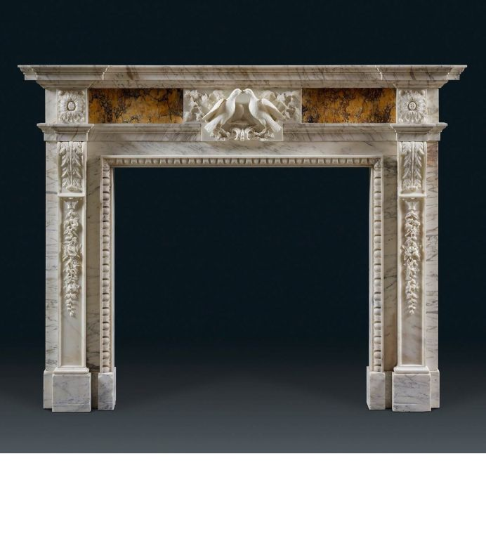 restoring antique fireplaces