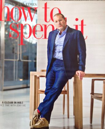 How to Spend it Magazine, Financial Times