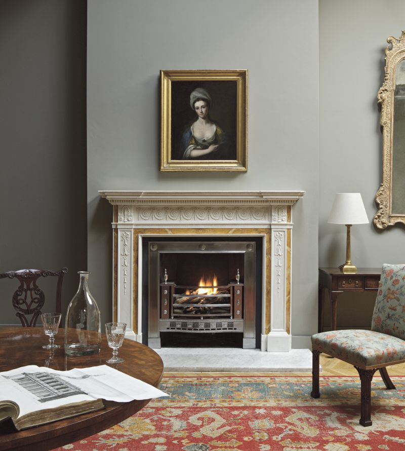 Clarendon Fireplace Surround