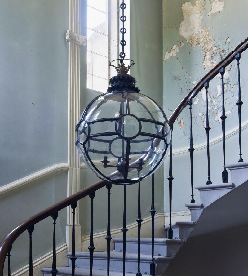 Convex Globe Lantern