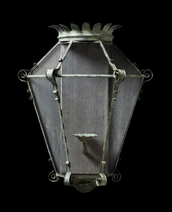 Fulton Wall Lantern