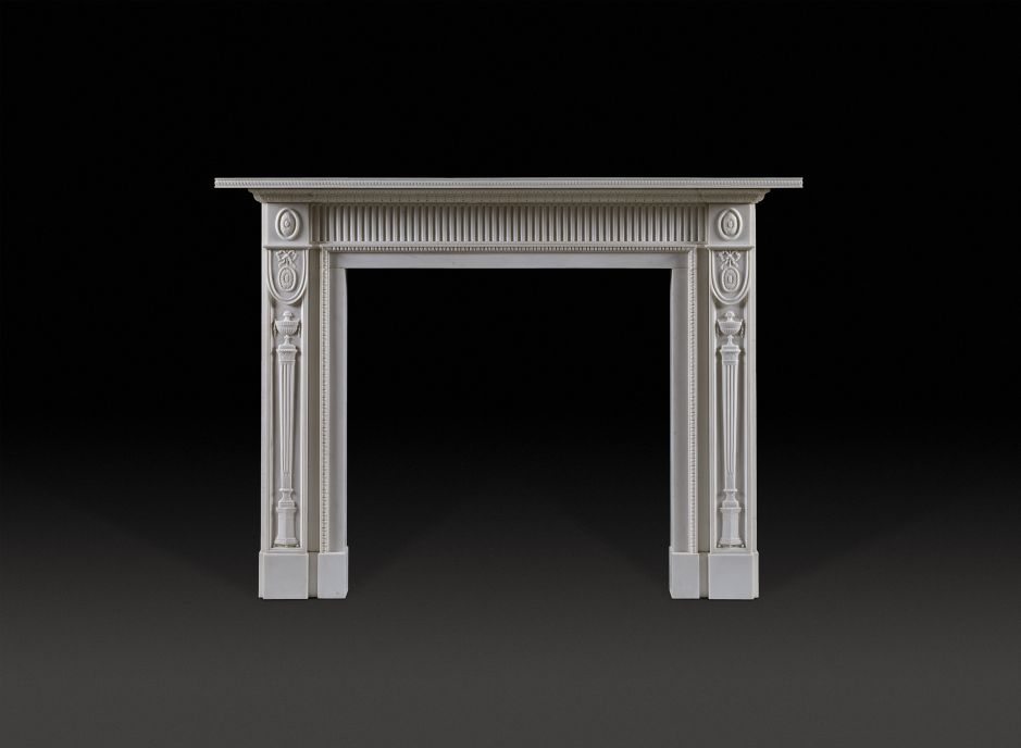 Berkeley Marble Fireplaces