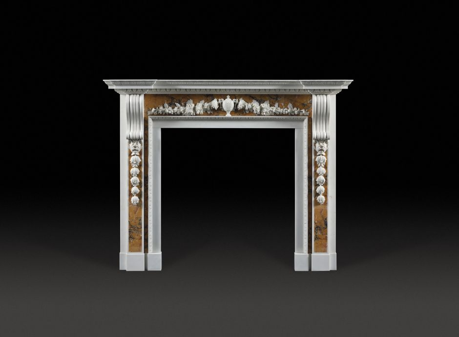 Cheere Marble Fireplace