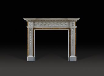 Clarendon Marble Fireplace