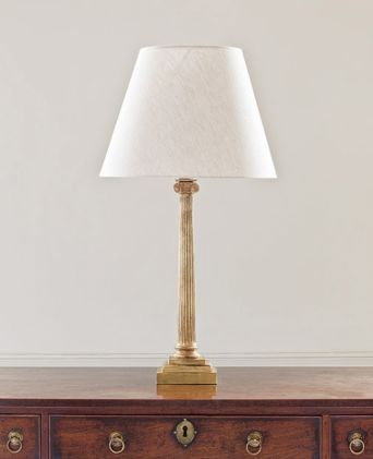 Plato Lamp Base