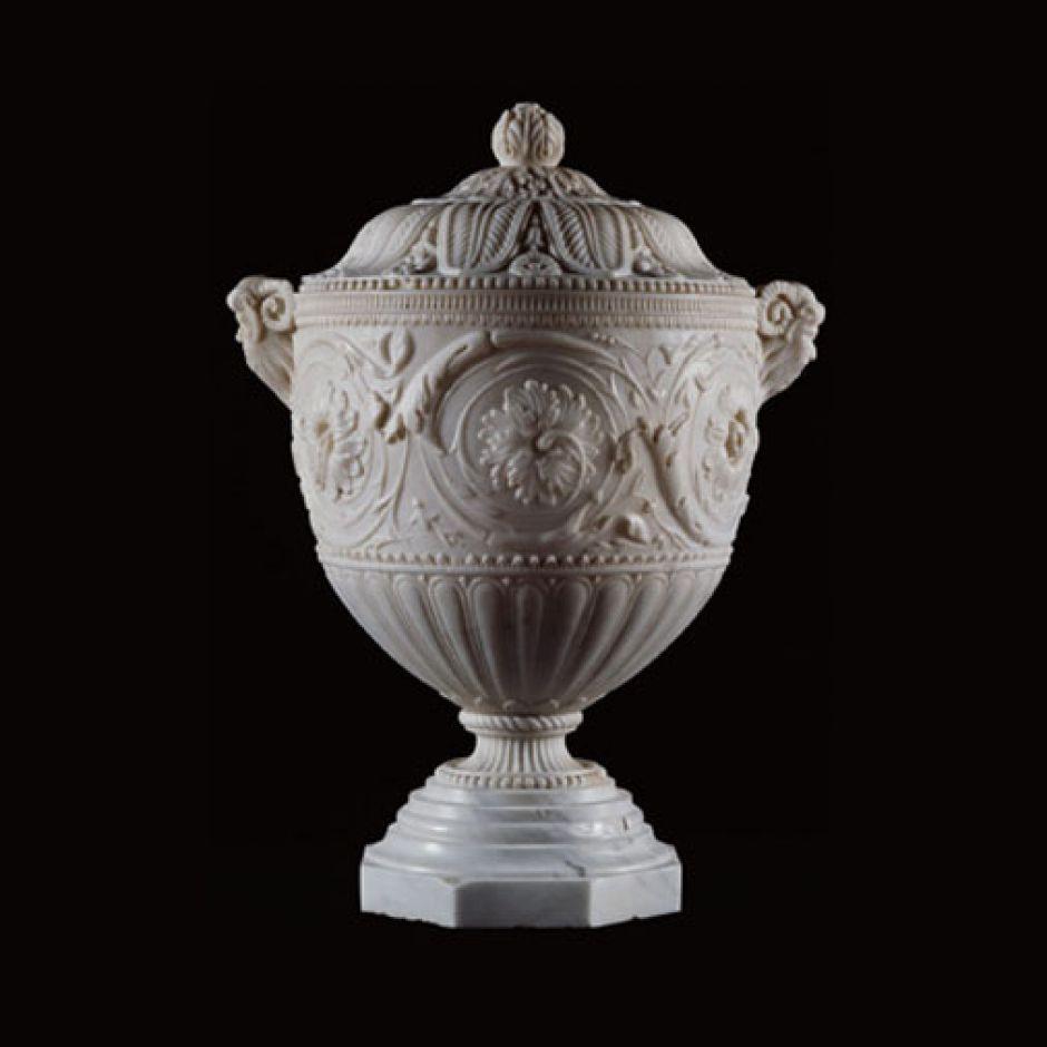 Marble Piranesi Vase
