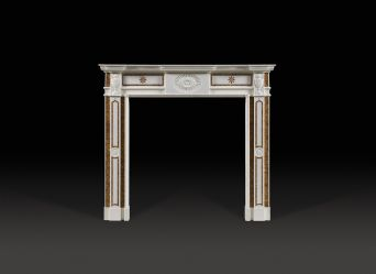 Killarney Marble Fireplace