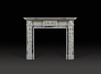 Lismore Marble Fireplace