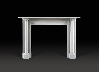 Middleton Marble Fireplace