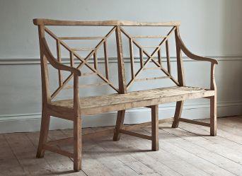 Saltram Garden Bench