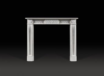 Stapeley Marble Fireplace