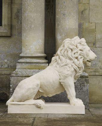 Sejant Lion, East