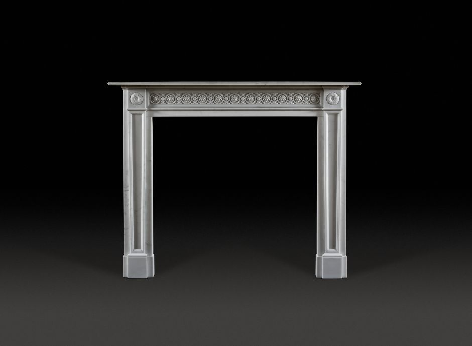 Althorp Marble Fireplace