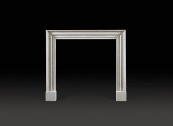 Ashley Marble Fireplace