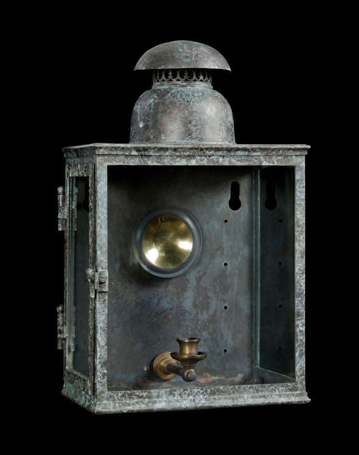 Benson Wall Lantern
