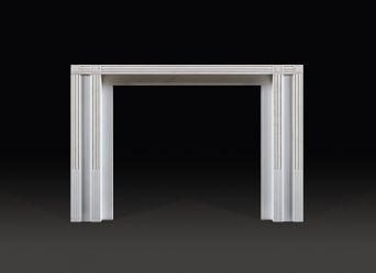 Dulwich Marble Fireplace