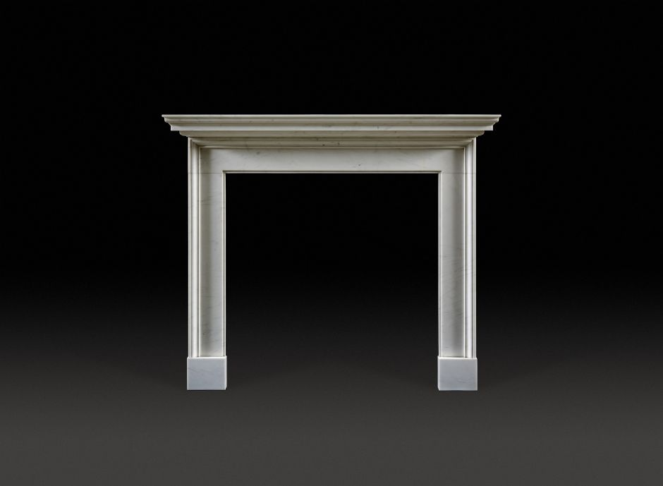 Dunshay Marble Fireplace