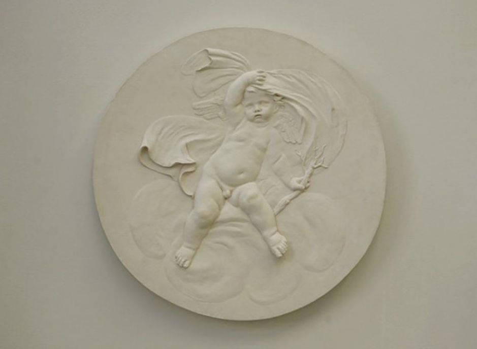 Winter Roundel Bespoke Sculpture