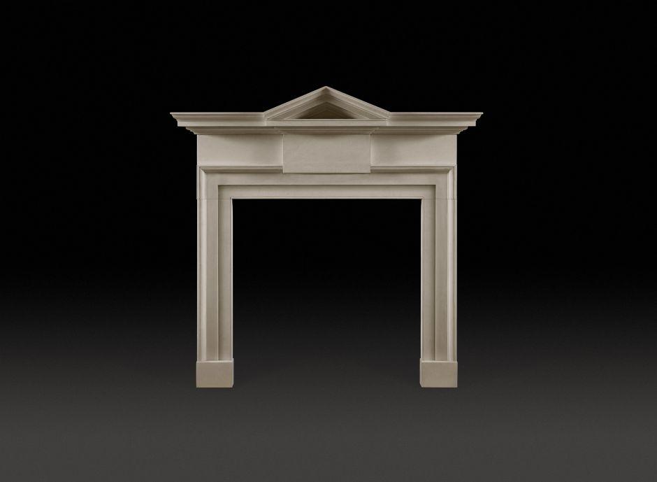Iveagh Stone Fireplace