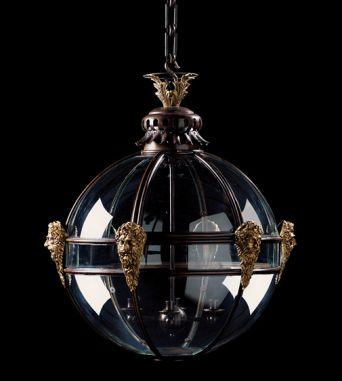 Globe Hanging Lanterns