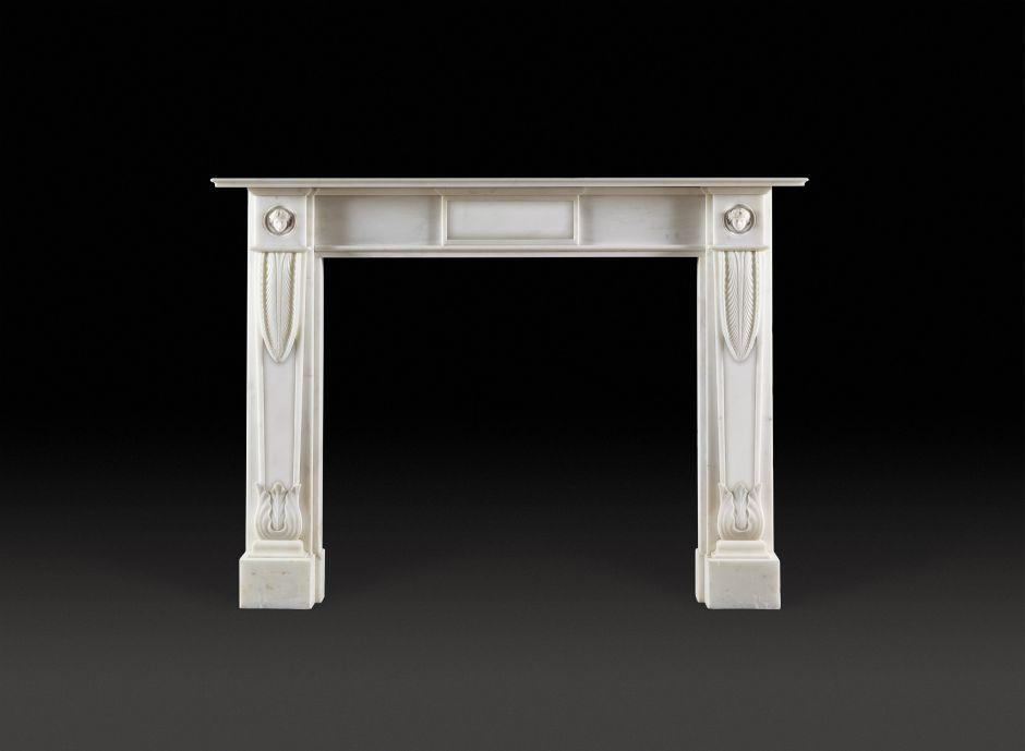 Lichfield Marble Fireplace