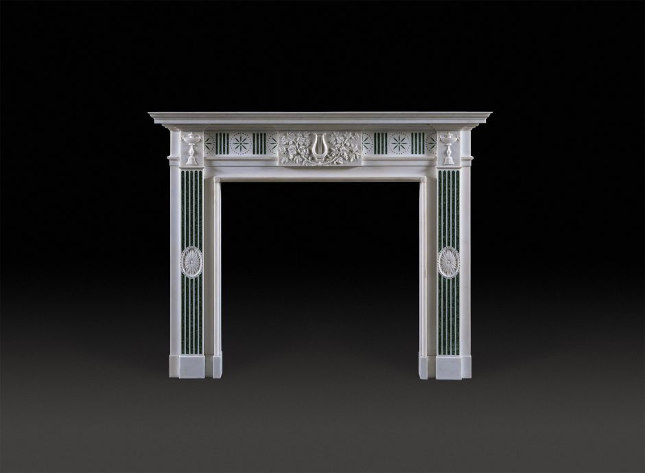 Merrion Marble Fireplace