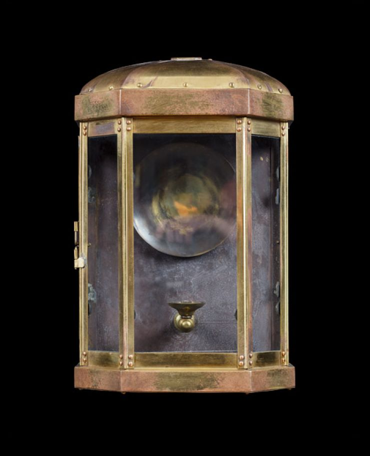 Medium Bradshaw Wall Lantern