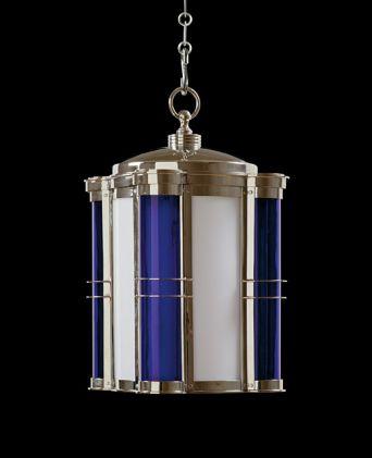 Strand Hanging Lantern