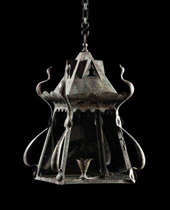 Clervaux Hanging Lantern