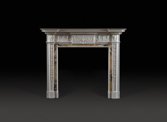 Portman Marble Fireplace