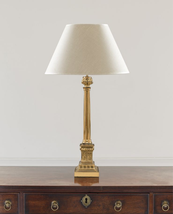 Seaton Lamp Base