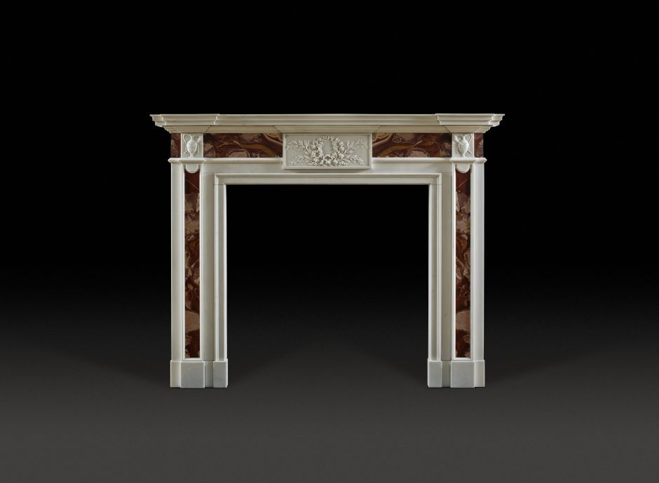 Somerton Marble Fireplace