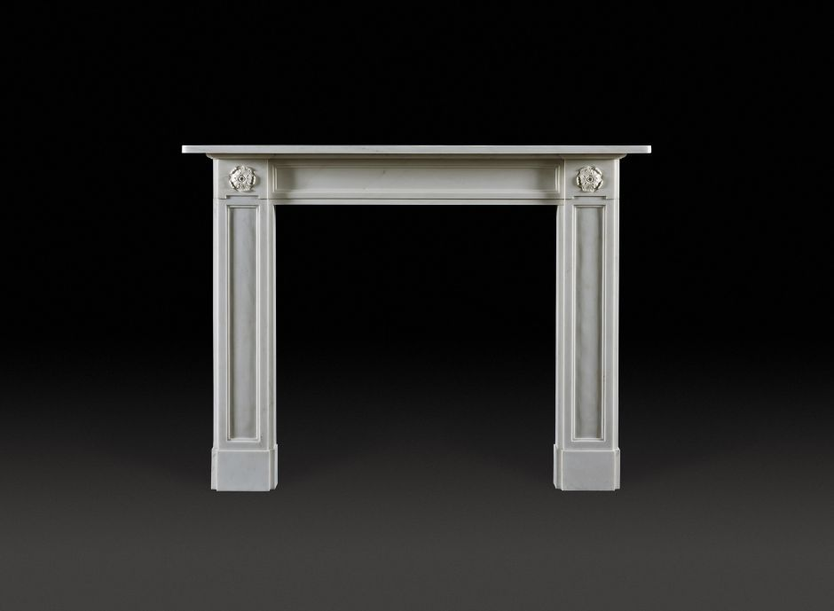 Stanhope Marble Fireplace