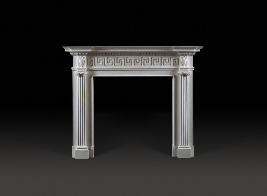 Tavistock Marble Fireplace