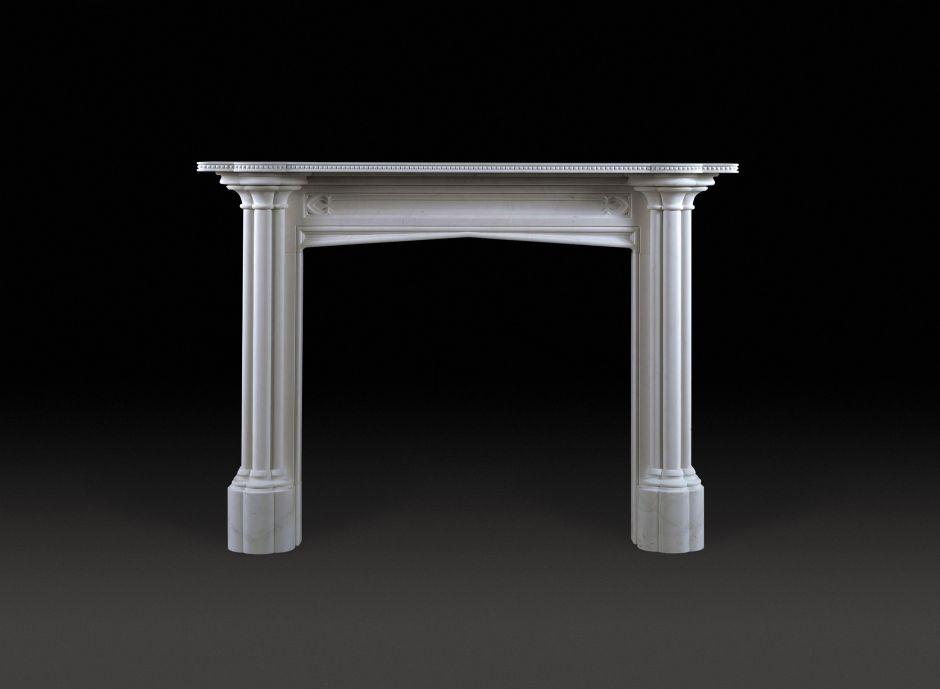 Walpole Marble Fireplace